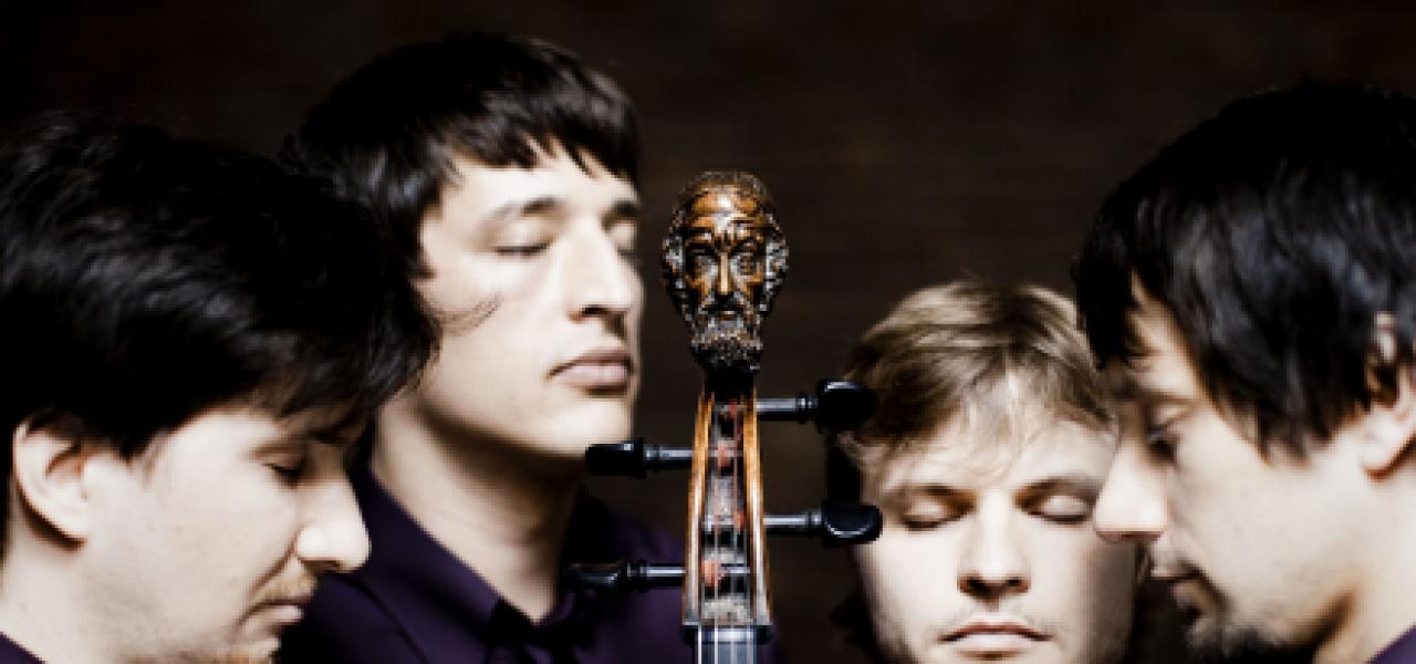 Apollon Musagète Quartett © Marco Borggreve