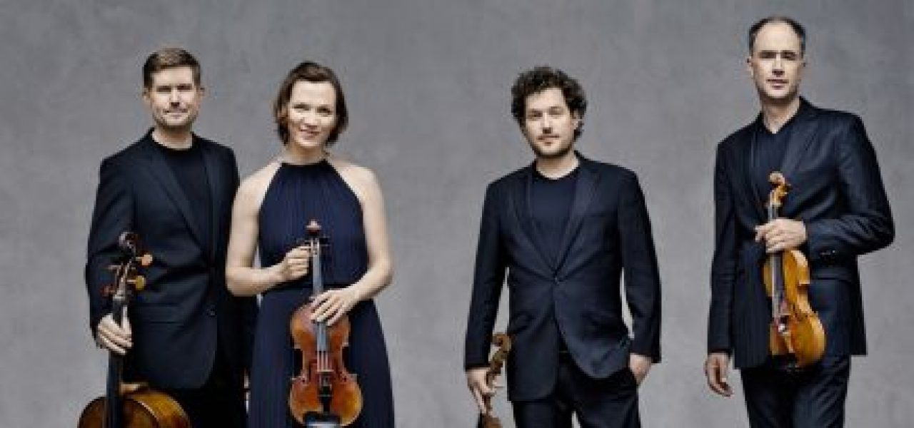 Signum Quartett © Irène Zandel
