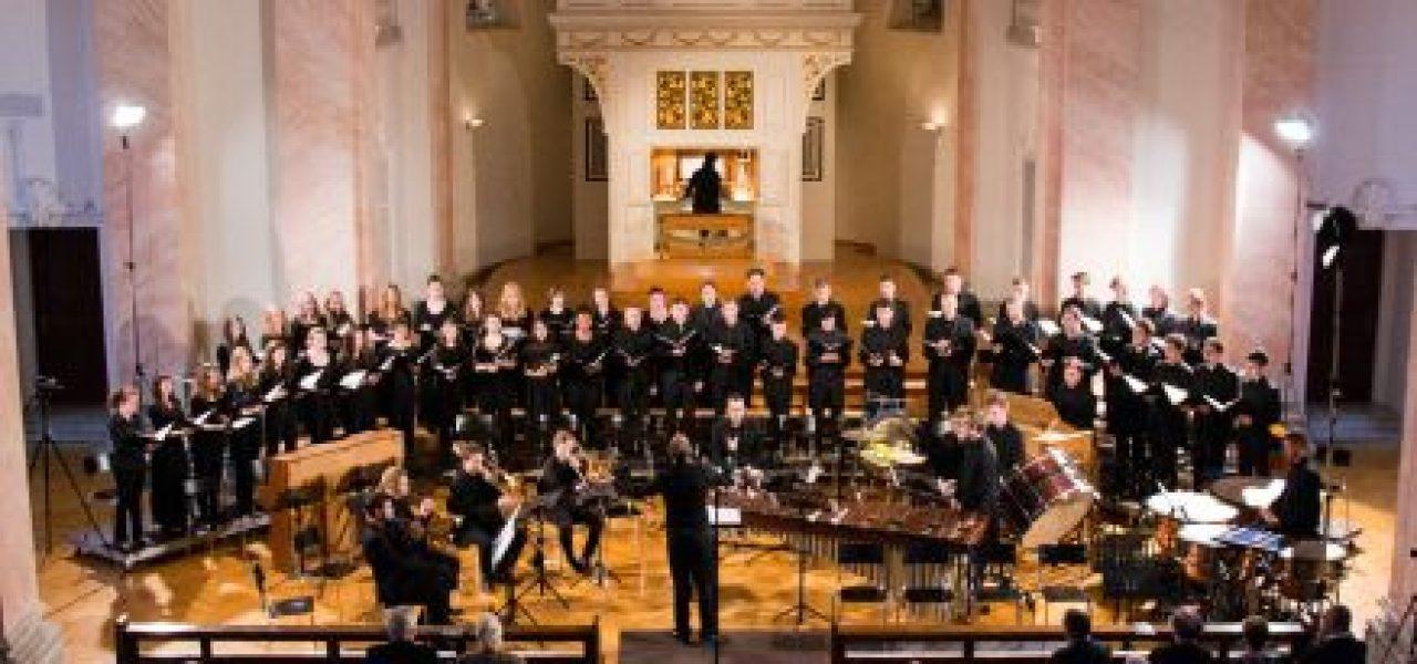 Chor Vorarlberger Landeskonservatorium