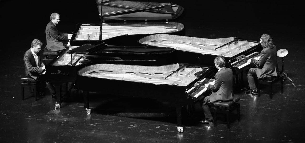 18-05-18 Kreuzlingen_Gershwin Piano Quartet_c_GuangzhouOperaHouse_Website
