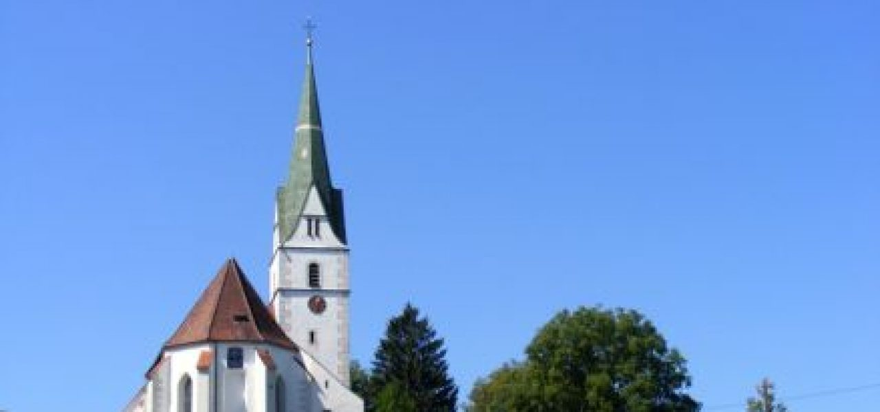 Wallfahrtskirche Pfärrich © Neli M