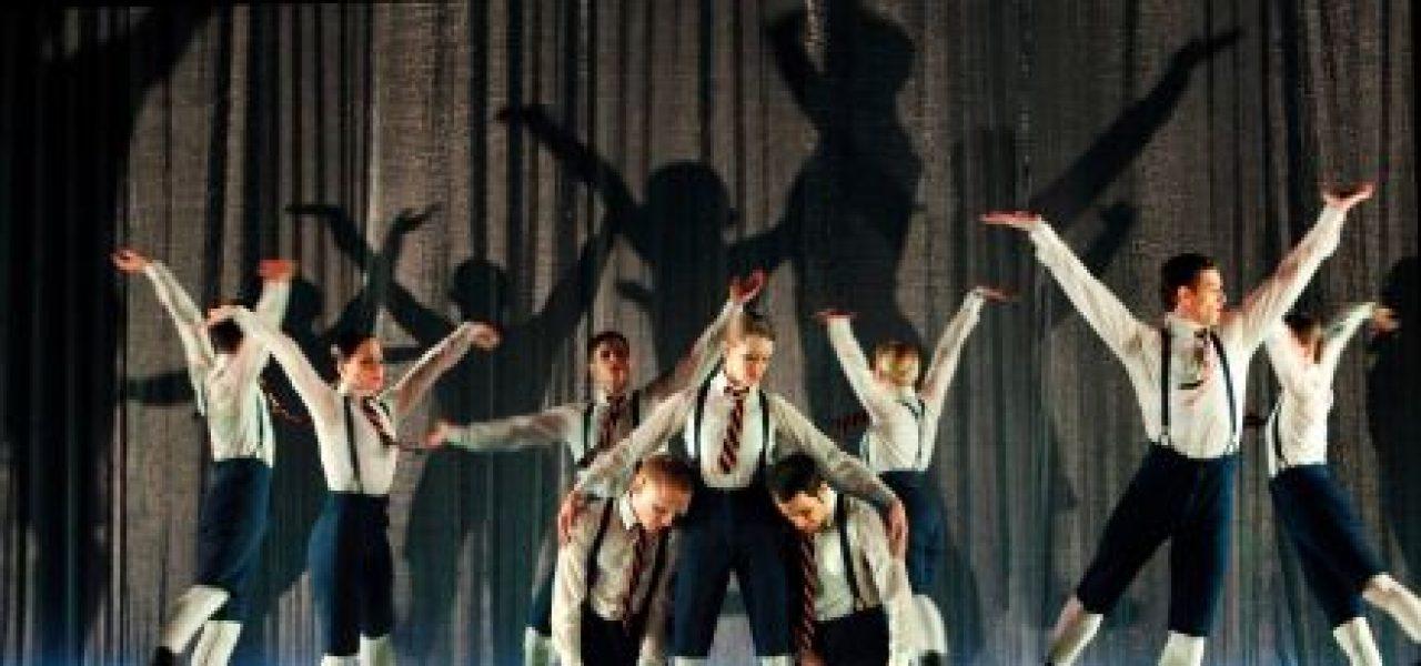 Paul Taylor Dance Company, The Word © Paul B. Goode