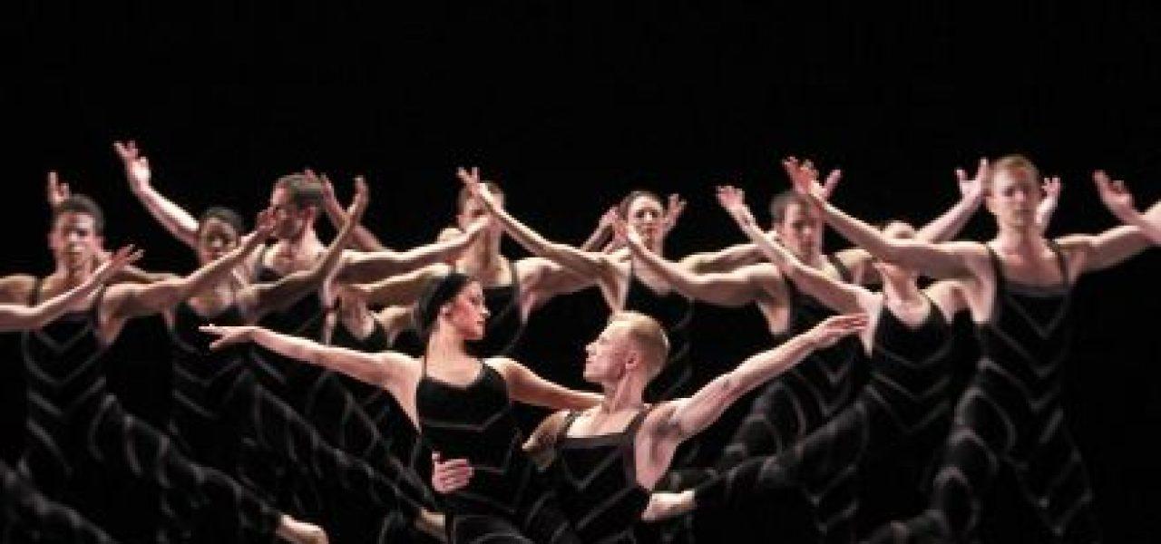 Paul Taylor Dance Company, Promethean Fire © Paul B. Goode