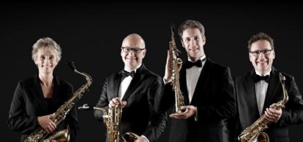 Pindakaas Saxopohon Quartett