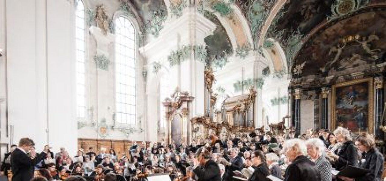 Singwochenende © Collegium Musicum Ostschweiz