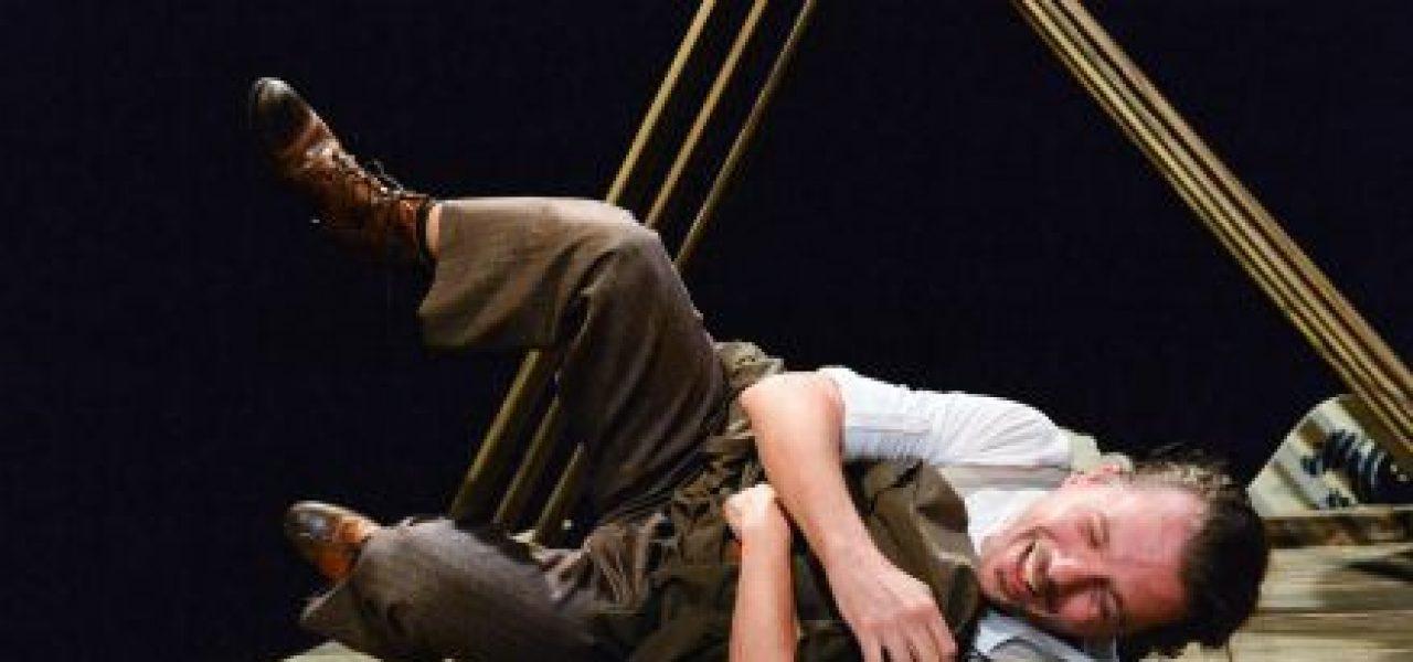 Staatstheater Kassel: Huck Finn, Aljoscha Langel © N. Klinger