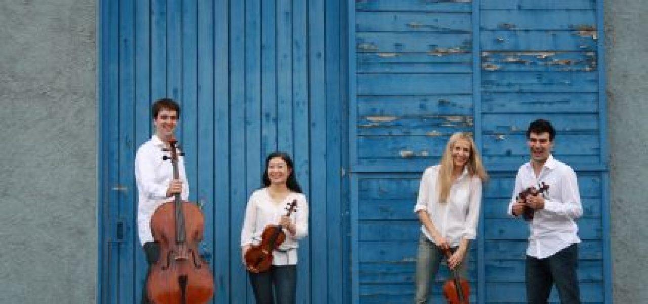 Gémeaux Quartett © Helge Zucker Nawrot