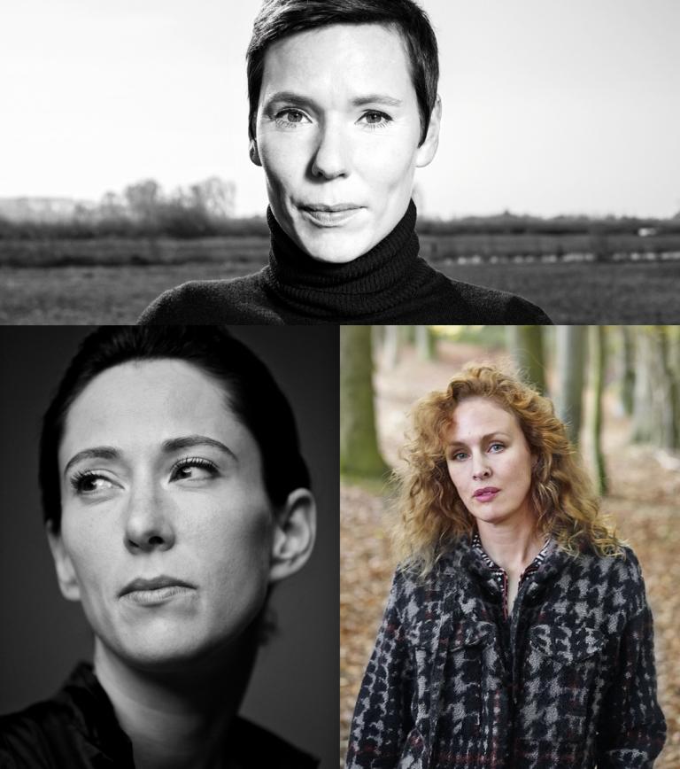 (c) Annelies Verbeke (c) Alex Salinas, Saskia de Coster (c) Johan Jacobs, Marente de Moor (c) Eddo Hartmann