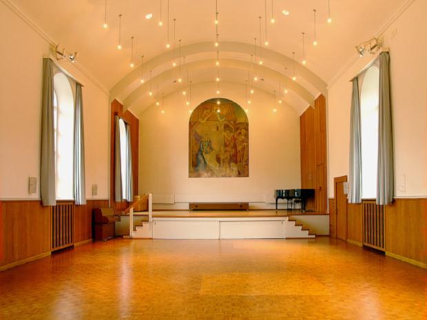(c) Evangelisches Kirchengemeindehaus Amriswil