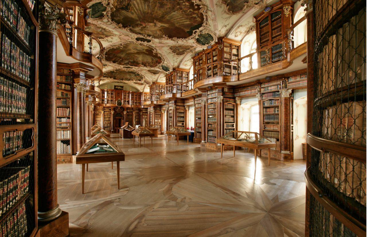 © Stiftsbibliothek St. Gallen